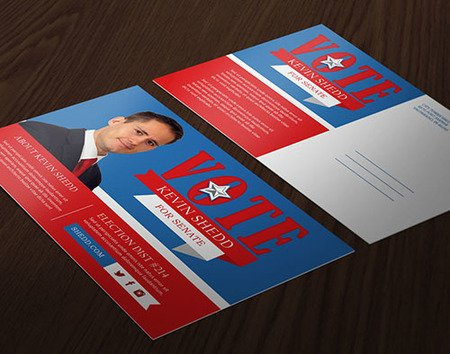 political printing direct mail